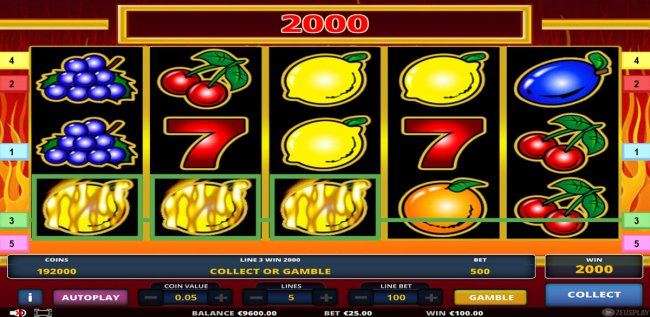 A winning three of a kind - Casino Bonus Lister