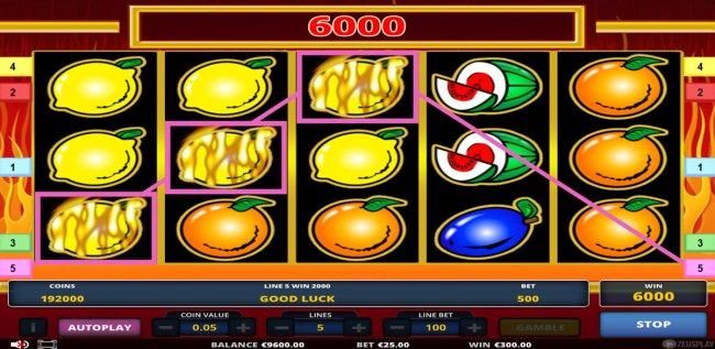 Casino Bonus Lister image of Red Seven
