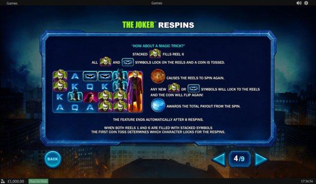 Joker Respins - Free Slots 247