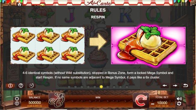 A La Carte by Free Slots 247