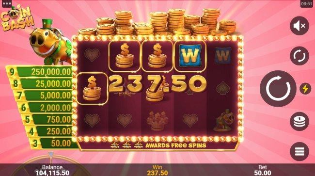 Coin Bash screenshot