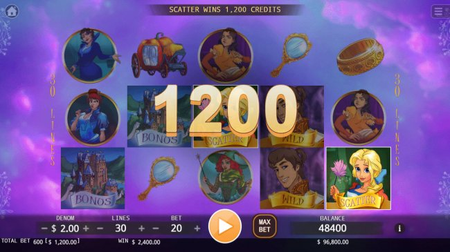 Scatter Win - Free Slots 247