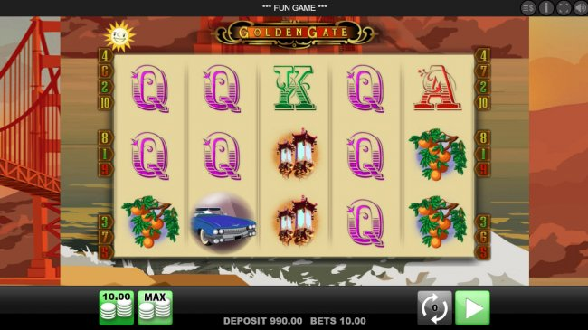 Free Slots 247 image of Golden Gate