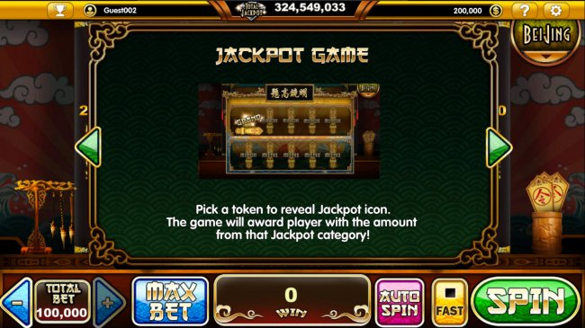 Jackpot Game Rules - Free Slots 247