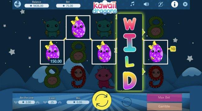 Free Slots 247 image of Kawaii Dragons