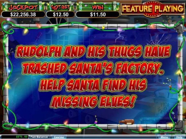 Free Slots 247 image of The Elf Wars