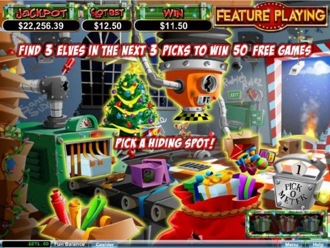 The Elf Wars screenshot