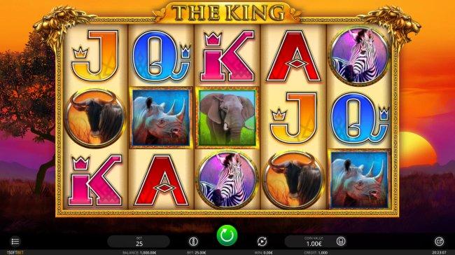 The King screenshot