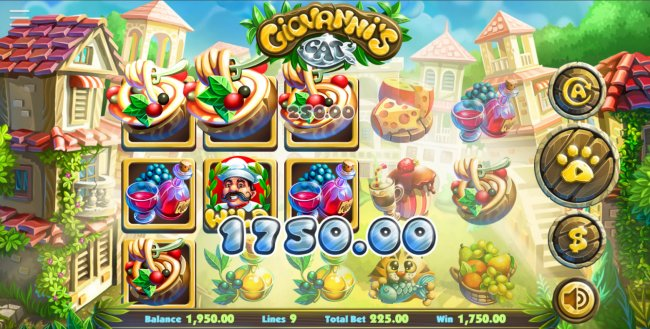 Multiple winning combinations lead to a big win by Free Slots 247