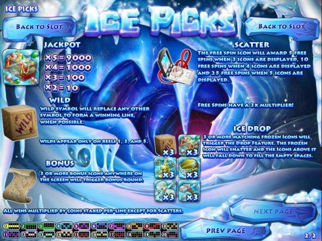 Free Slots 247 image of Ice Picks