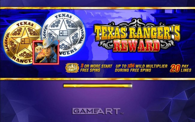 Texas Ranger's Reward by Free Slots 247