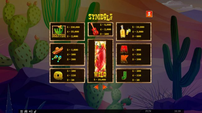 100 Lucky Chillies by Free Slots 247