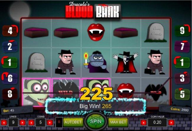 Dracula's Blood Bank screenshot