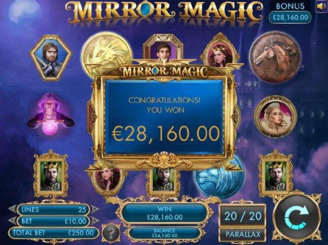 Mirror Magic screenshot