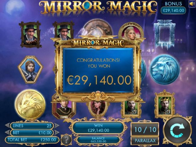 Mirror Magic by Free Slots 247