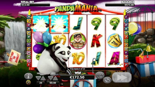 Free Slots 247 image of Pandamania