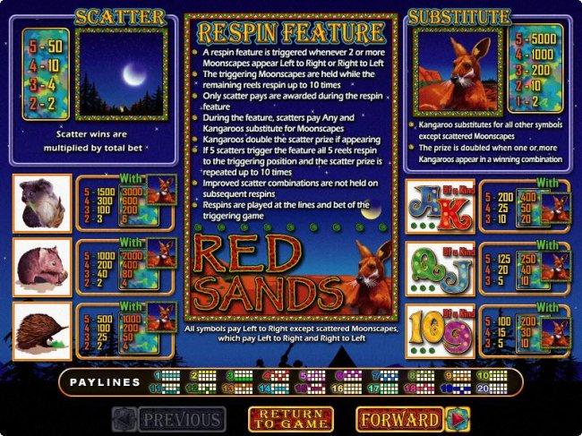 Red Sands screenshot