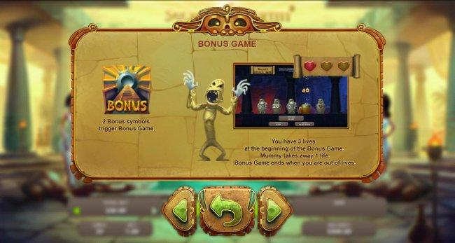 2 bonus symbols trigger bonus game. - Free Slots 247