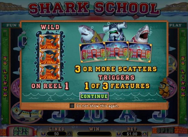 Images of Shark School