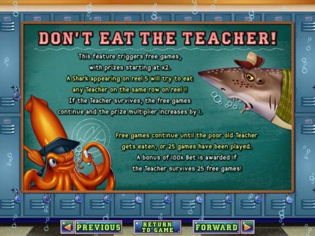 Shark School by Free Slots 247