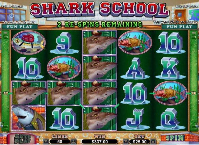 Shark School screenshot