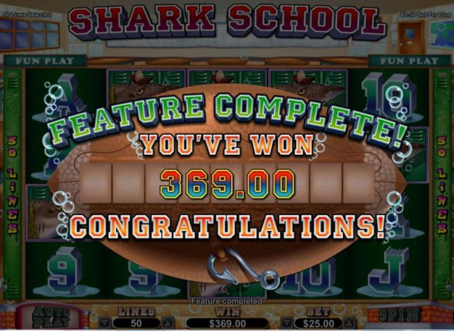 Free Slots 247 image of Shark School