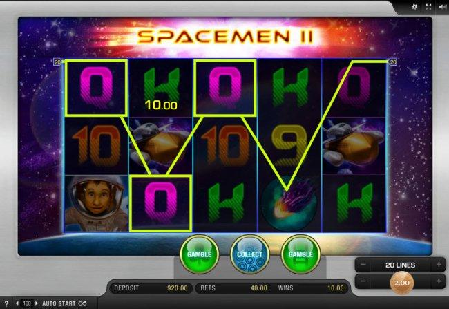 Images of Space-Men II