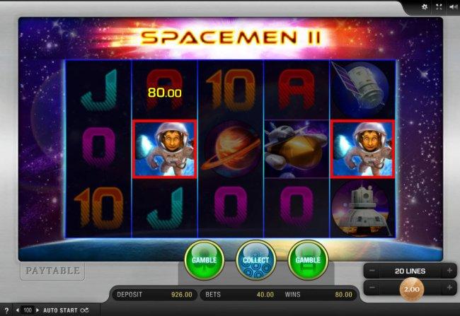 Space-Men II screenshot