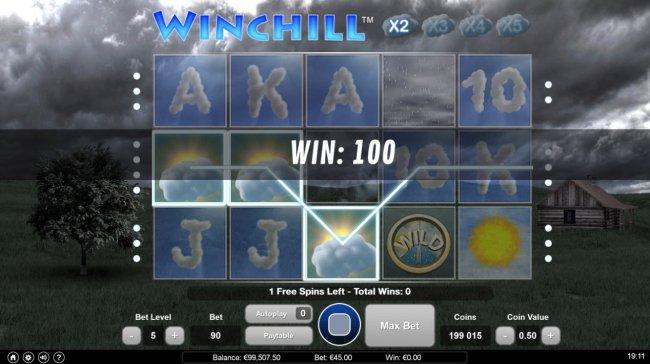 Win Chill screenshot