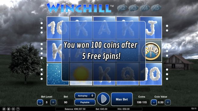 Win Chill by Free Slots 247