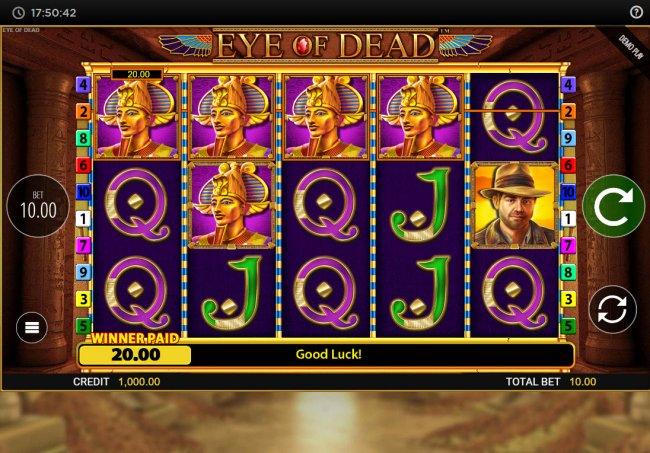 Eye of Dead screenshot