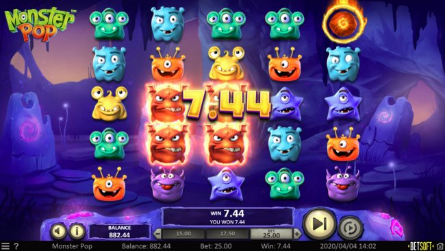 Free Slots 247 image of Monster Pop
