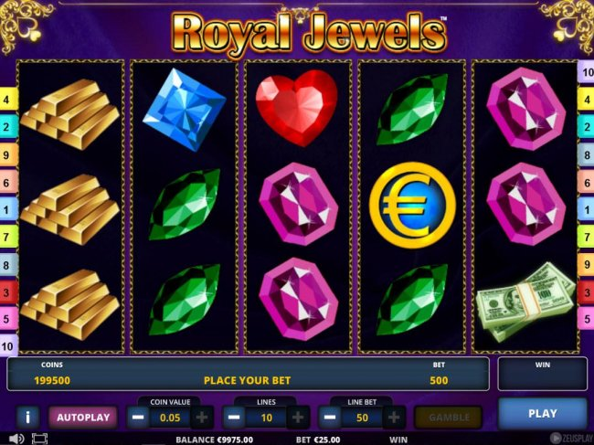 Free Slots 247 image of Royal Jewels