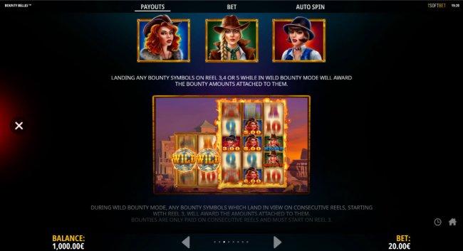 Free Slots 247 image of Bounty Belles