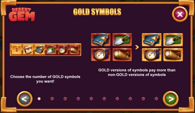 Gold Symbols - Free Slots 247
