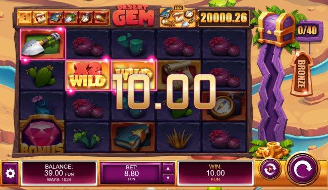 Desert Gem screenshot