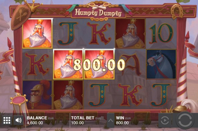 Humpty Dumpty by Free Slots 247