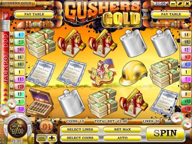 Free Slots 247 image of Gushers Gold
