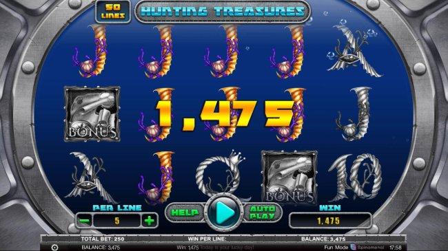 Hunting Treasures screenshot
