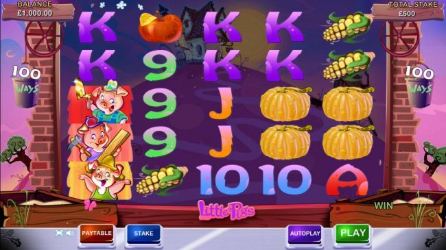 Free Slots 247 image of Little Pigs