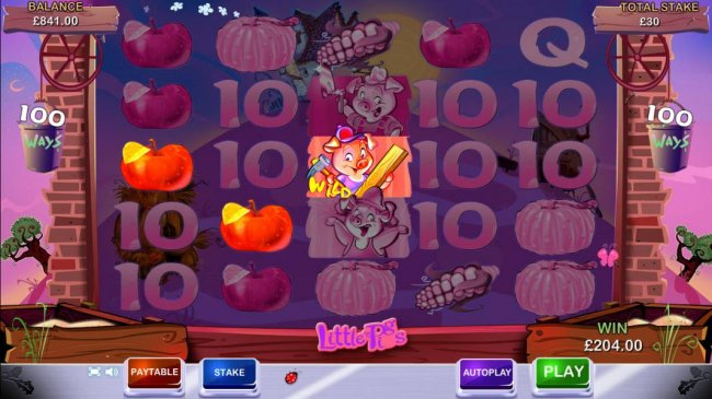 Little Pigs screenshot