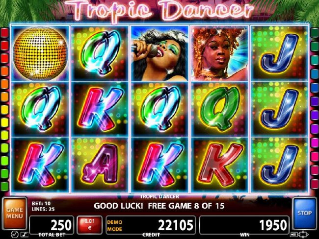 Images of Tropic Dancer