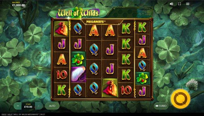 Base Game Screen - Free Slots 247