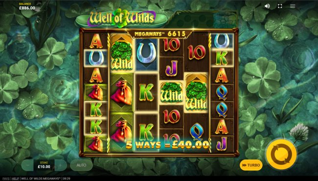 Free Slots 247 image of Well of Wilds Megaways