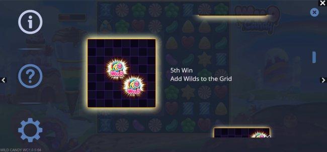 Wild Candy screenshot