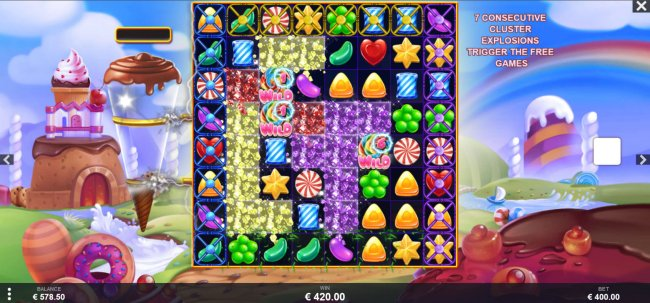 Wild Candy by Free Slots 247