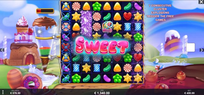 Feature unlocked by Free Slots 247