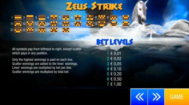 Zeus Strike by Free Slots 247
