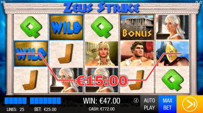 Free Slots 247 image of Zeus Strike