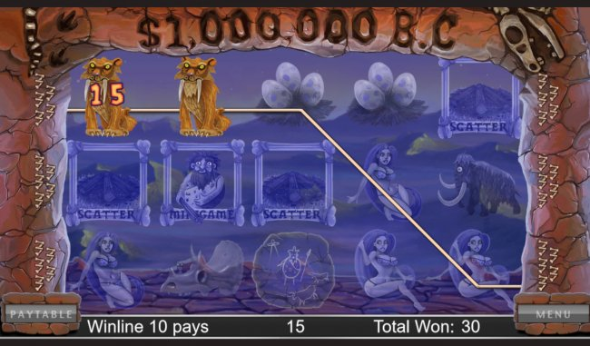 Images of $1,000,000 B.C.